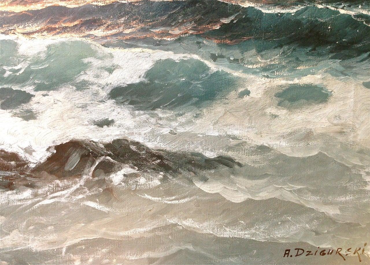 Alexander Dzigurski California Sunset For Sale At 1stdibs