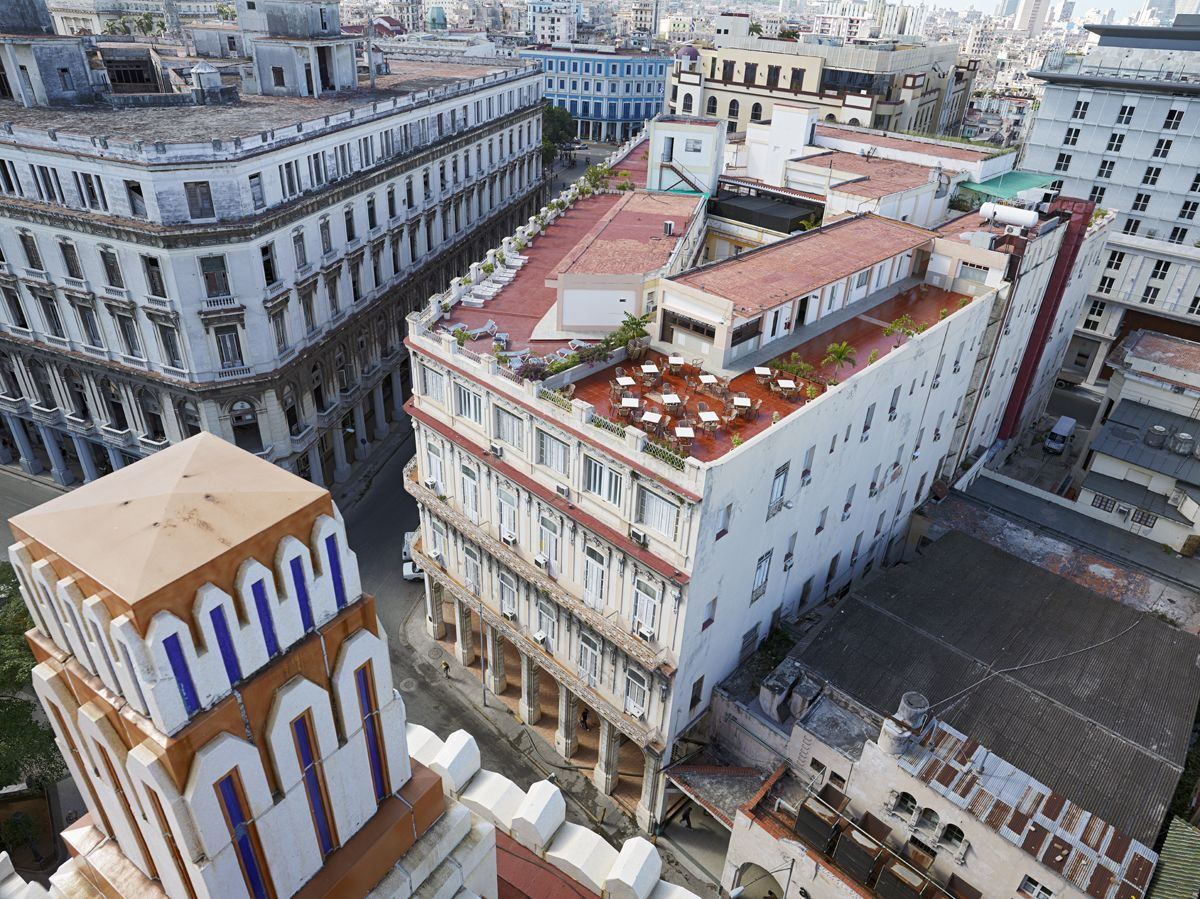 Jeffrey Milstein View Of Havana Centro Photograph For Sale At 1stdibs