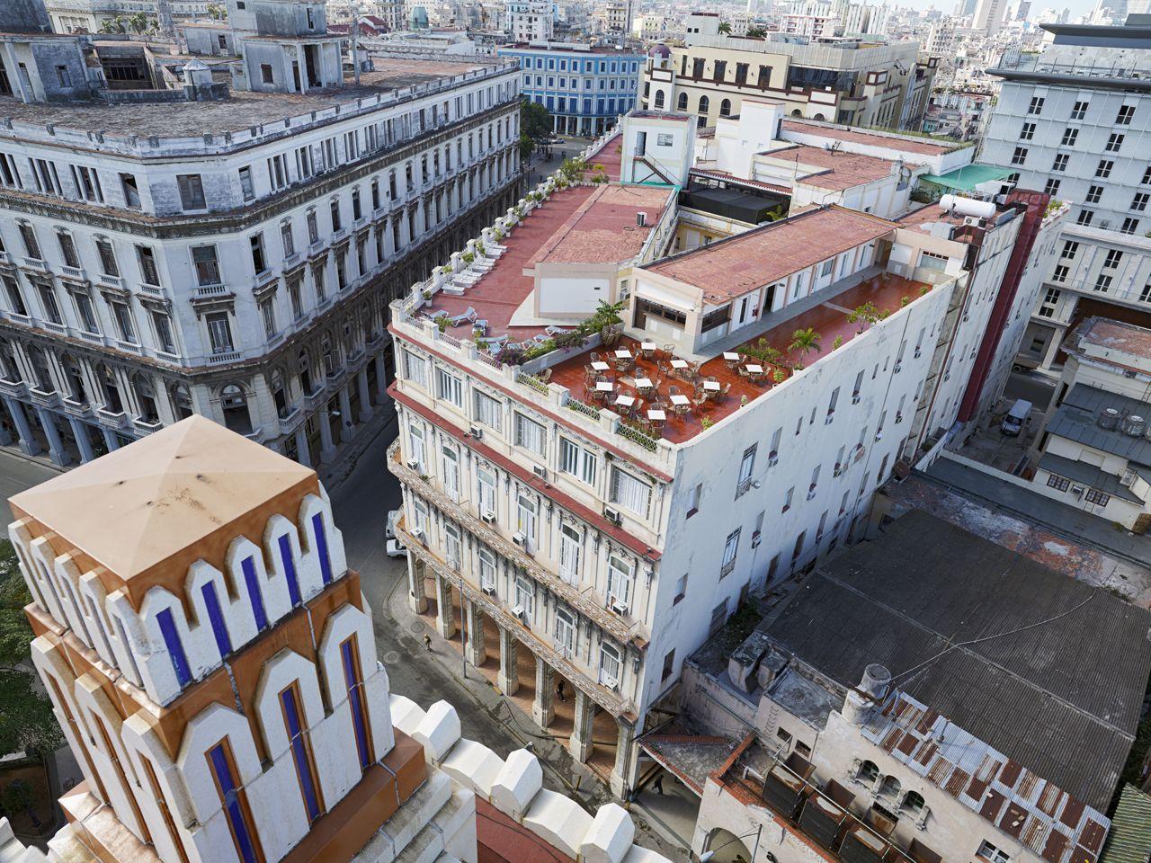 Jeffrey Milstein View Of Havana Centro Db At 1stdibs