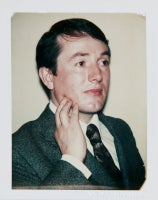 Andy Warhol - George (of Gilbert & George)