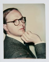 Andy Warhol - Gilbert (of Gilbert & George)