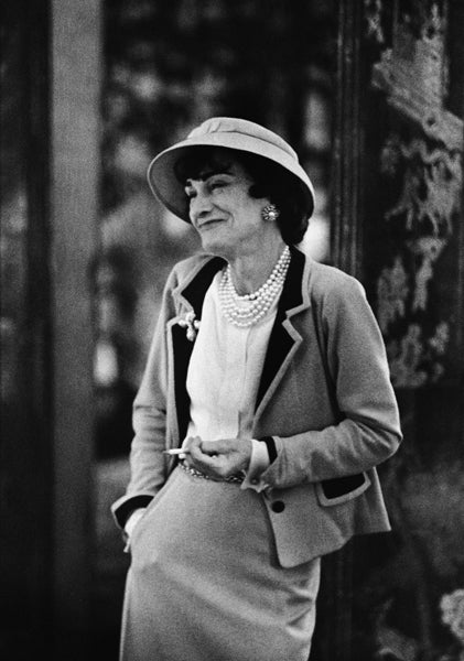 mark shaw portrait of coco chanel 1 photograph at 1stdibs