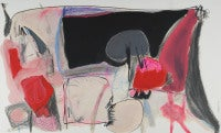 Xavi Carbonell, Untitled, 2012 Mixed media on paper