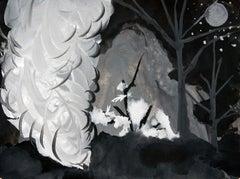 Eduardo Infante, La zarza en la noche de Walpurgis, 2011