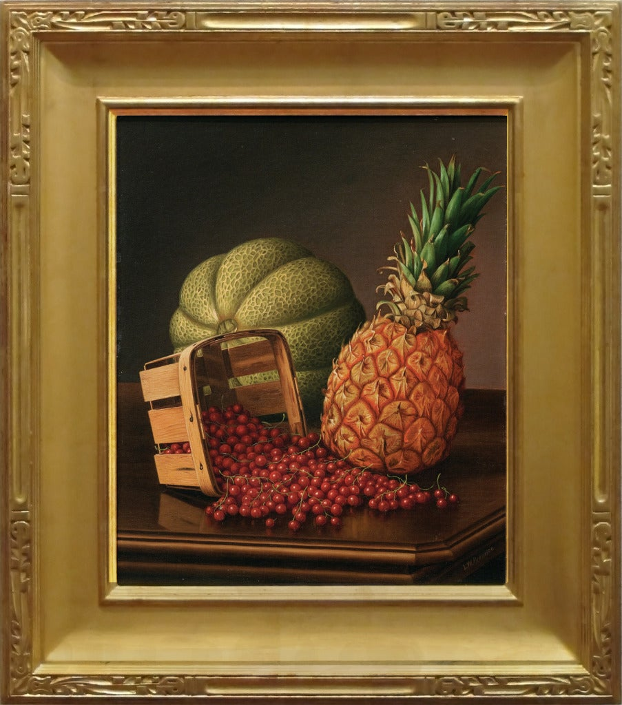 """""""Table Top Still Life with Fruit"""""""