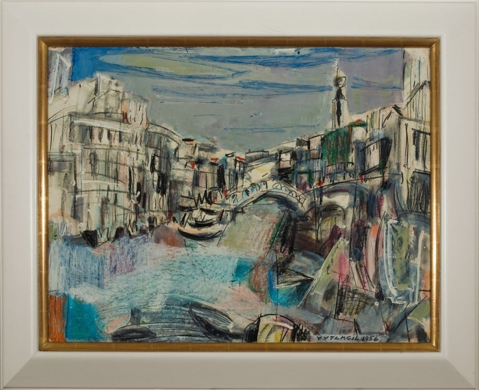 """Bridge of Sighs, Venice"""