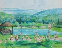 """Swimming Pool"""