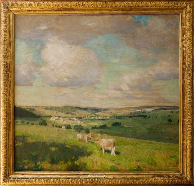 "New Jersey Home Painting From J S Painting: ""Meridale Jersey Farms"