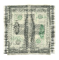 Untitled woven dollar