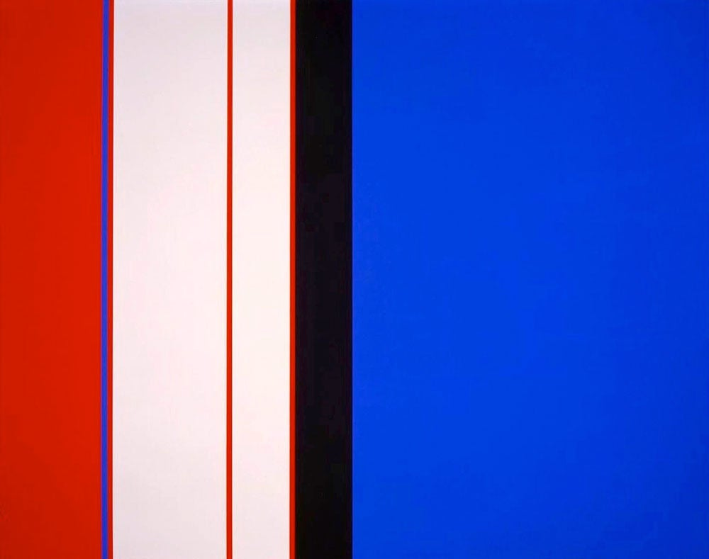 Employing traditional analog photography methods, British photographer Richard Caldicott produces a collection of stunningly beautiful, abstract works, deriving influence from iconic minimalism to pop re-appropriation. Beginning in the 1990's, with