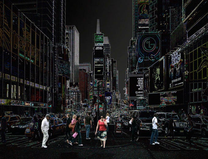 Wolfram Ruoff - Times Square 1