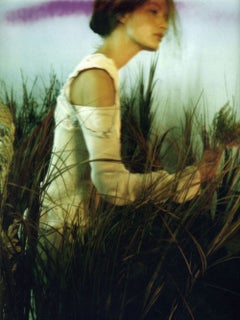 Girl in Field 2