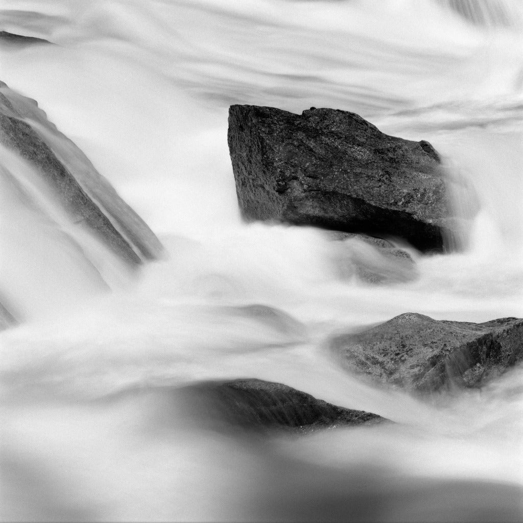 Heather Boose Weiss Black and White Photograph - Kings Canyon