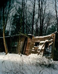 Fallen Barn