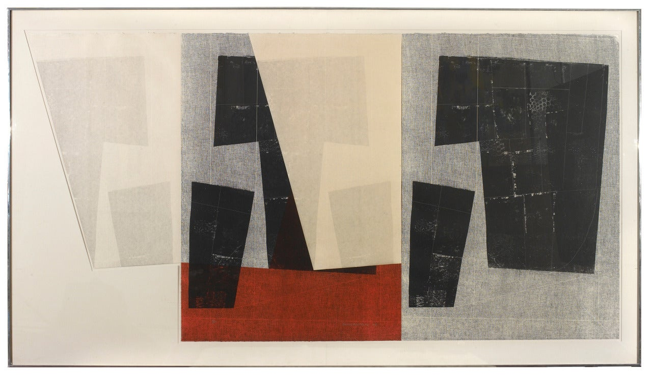 Louise Nevelson Double Imagery At 1stdibs