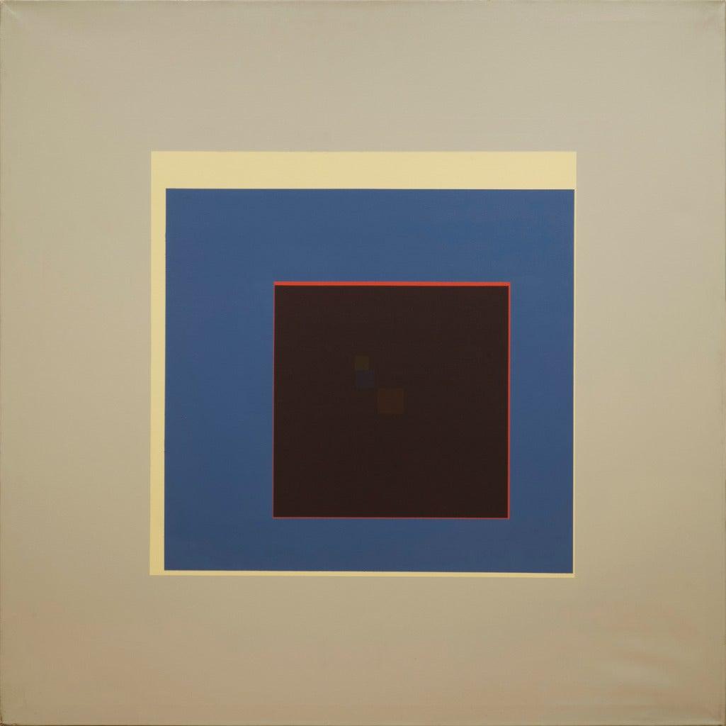 Robert Slutsky Abstract Painting - Untitled No.7