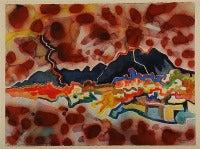 Taos Landscape, 1972