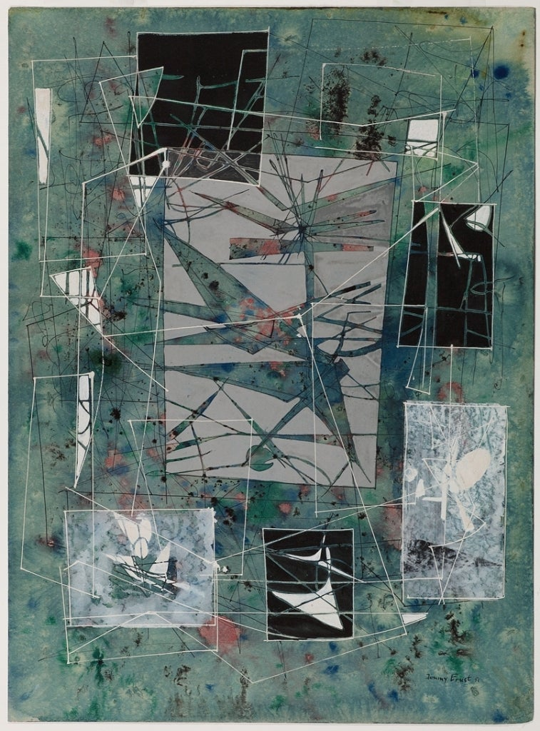 Jimmy Ernst Paintings For Sale