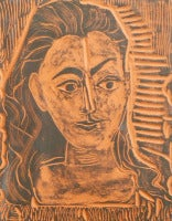 Portrait of Young Woman (Jacqueline)