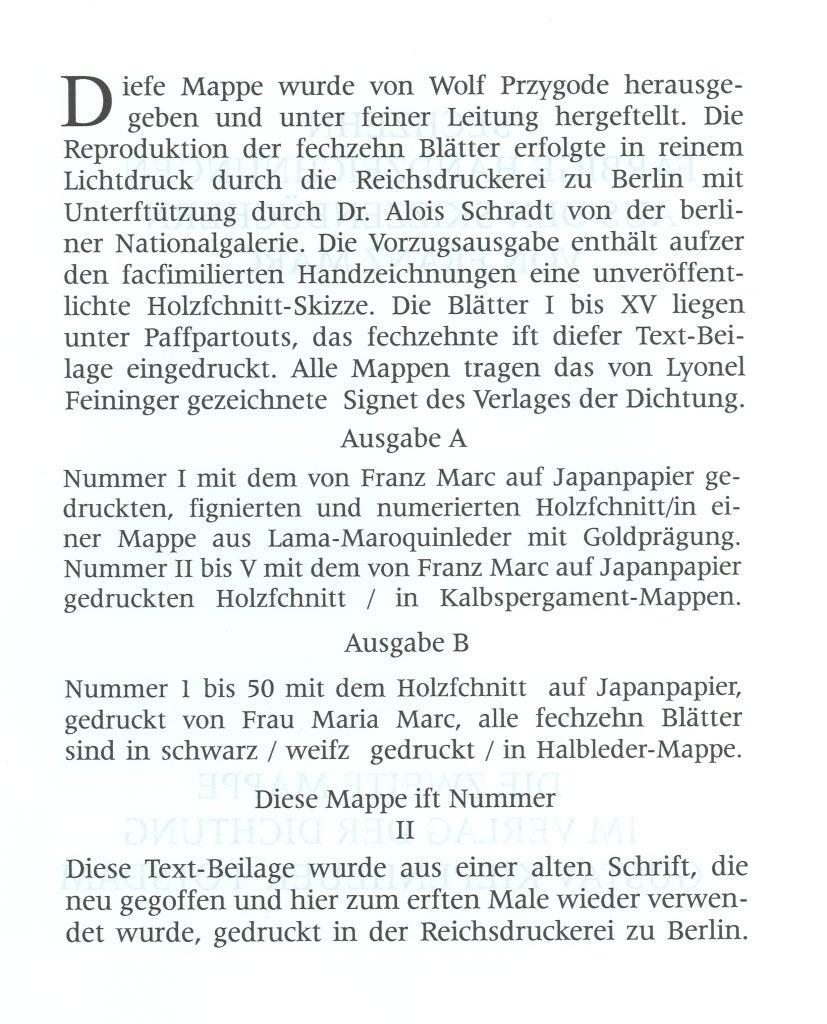 Landscape, Helio Etching by Franz Marc - Brown Landscape Print by (after) Franz Marc