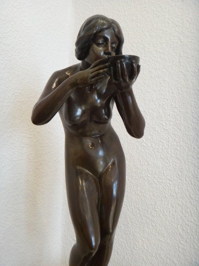 Victor Heinrich Seifert Bronze