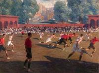 Football by Fedor Ivanovich Zakharov