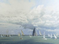 The Hundred Guinea Cup, Cowes, 2012