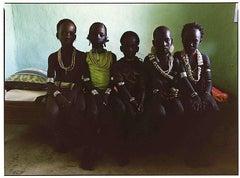 Little Hamer Children, Dimeka, Ethiopia