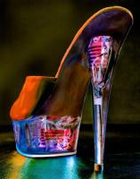 Stripper Stiletto, Las Vegas