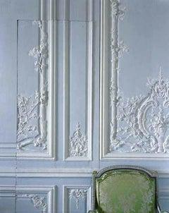 Boiserie detail by the Brothers Rousseau, Cabinet interieur de Madame Victoire Corps Central - R.d.C