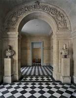Vestibule de l´escalier Louis-Philippe, Chateau de Versailles