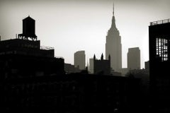 Cityscape with Empire State Building, USA