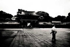 Meiji Jingu Temple Tokyo Japan #7110