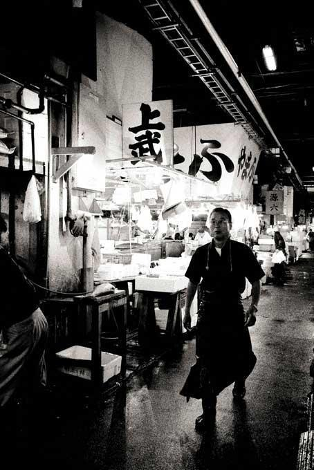 Andreas H Bitesnich Fish Market Tokyo Japan 7778