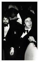 Robert De Niro and Al Pacino, NY 1982
