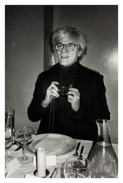 Andy Warhol, NY 1985