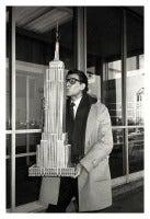 Yves St Laurent, NY 1983