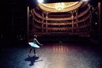 Lucie Mateci, ballet de l'Op?ra National de Paris