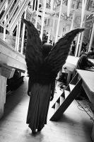"""L'ange du """"Saint Francoise d'Assise"""" de Messiaen, Salzburger Festspiele, Austria"""
