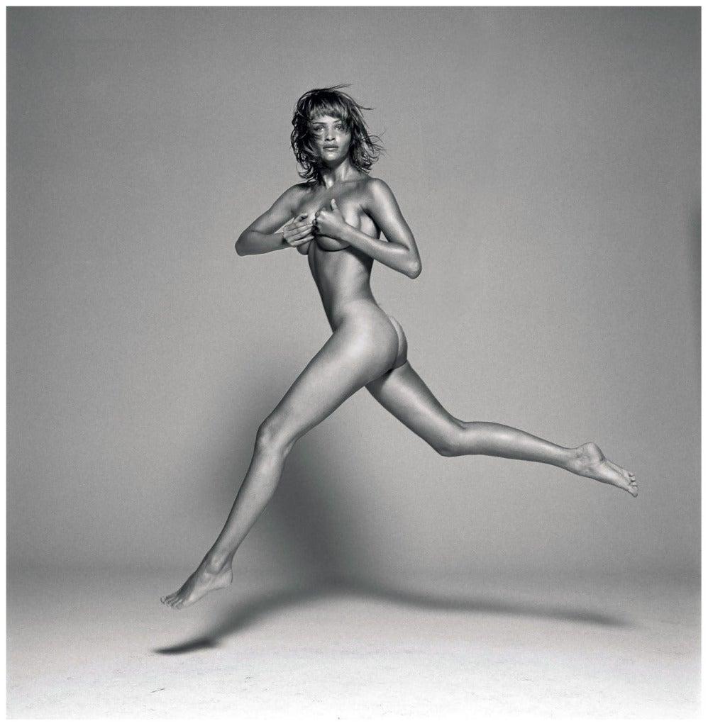 Helena Christensen II - nude portrait of the Danish supermodel