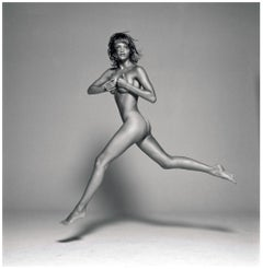 Helena Christensen II - nude portrait of the Danish supermodel