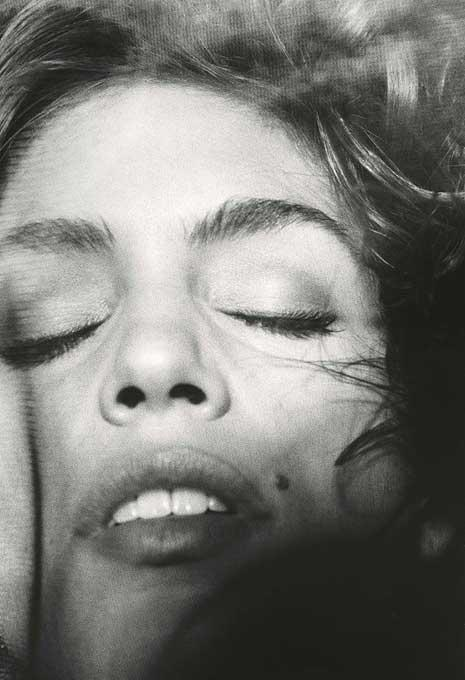 Cindy Crawford Veil Nyc Photograph By Sante D Orazio