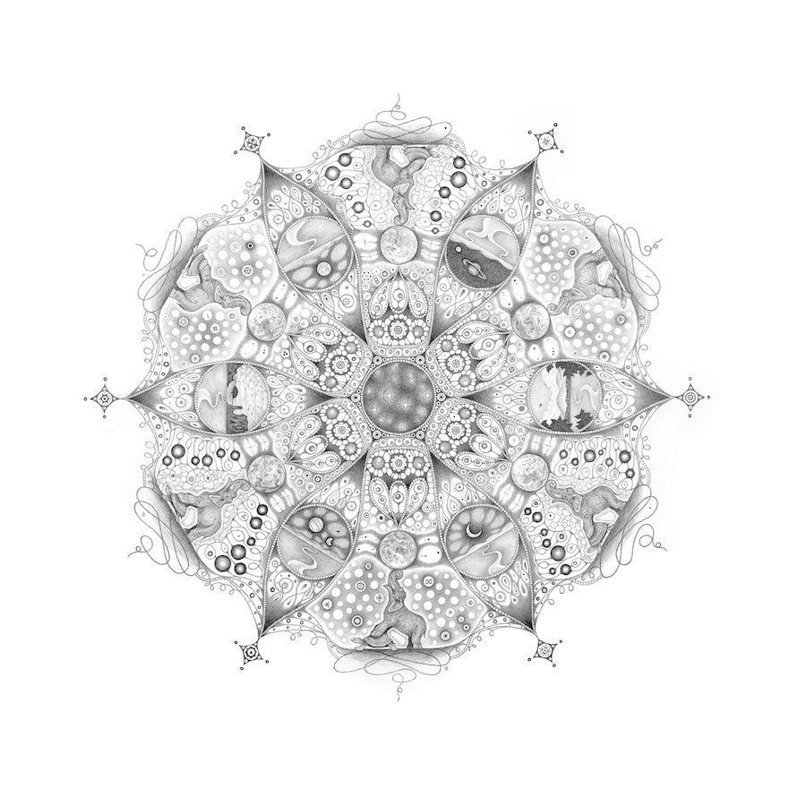 Snowflakes 100 Order