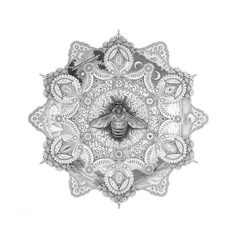 Snowflakes 99 Pollinator