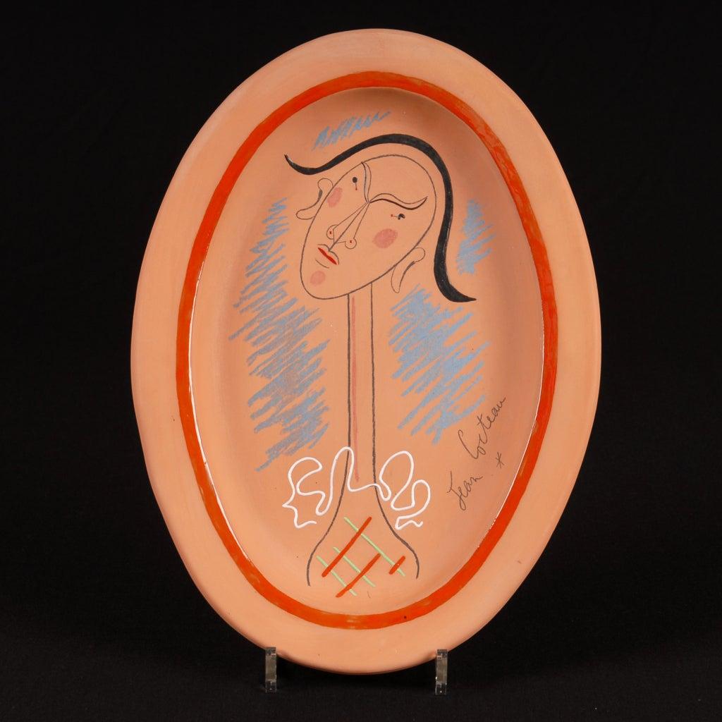 Jean cocteau le miroir d arlequin at 1stdibs for Le miroir d ambre