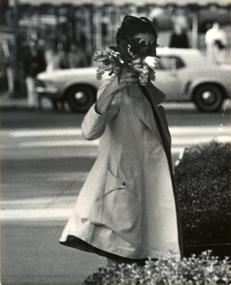 Ron Galella Jackie Kennedy Mothers Day At 1stdibs