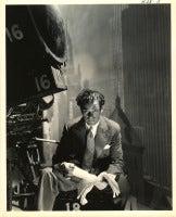 Hoyningen-Huene - Portrait of Frank Capra