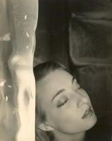 Elizabeth Gibbon Sleeping.