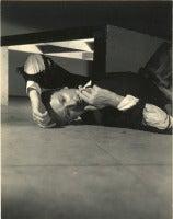 Portrait of Cecil Beaton.