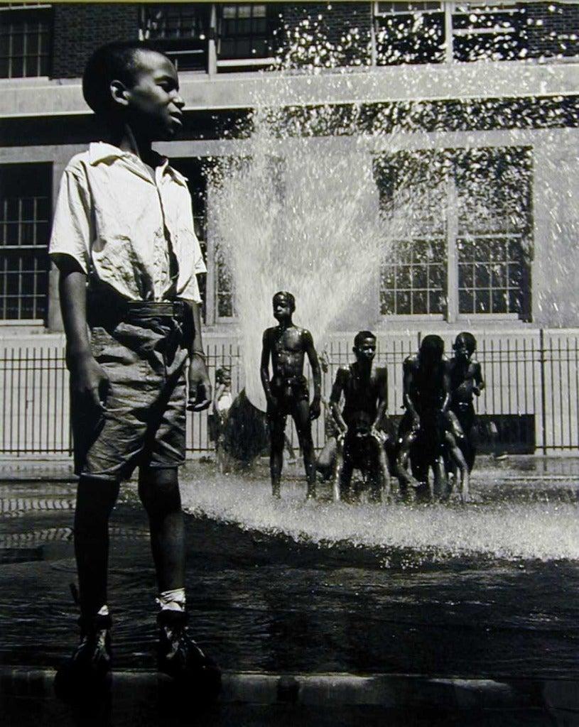 Boy Street Shower